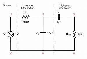 Voice Filter Circuit Diagram