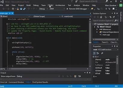 Visual Studio Linux Development Microsoft Workload Overview