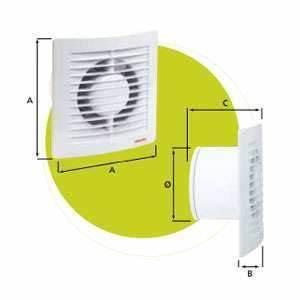 Extracteur D Air Permanent : extracteur d 39 air permanent atlantic vpi econology ~ Dailycaller-alerts.com Idées de Décoration