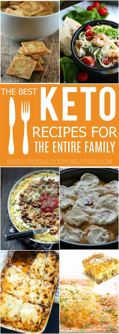 tasty mouthwatering keto recipes   entire family