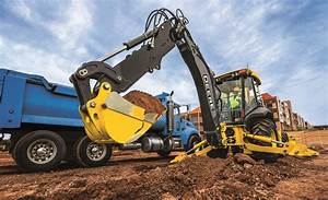 Dig. Lift. Carry. Updates to John Deere L-Series Backhoes ...