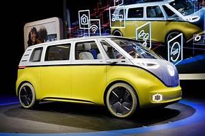 Id Auto : new volkswagen microbus concept revealed at detroit motor show autocar ~ Gottalentnigeria.com Avis de Voitures