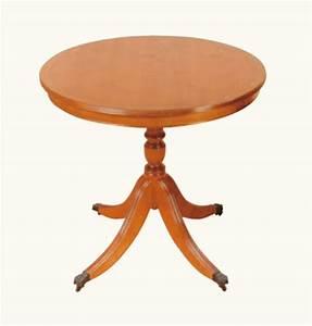 Kleiner Runder Tisch : glasgow kleiner runder tisch in mahagoni 76cm auch in eibe erh ltlich ~ Eleganceandgraceweddings.com Haus und Dekorationen