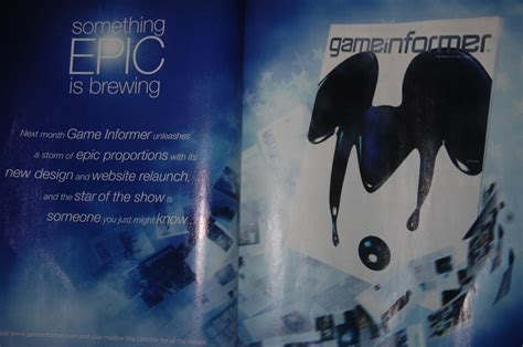 Next Issue Of Game Informer To Reveal Epic Mickey Title