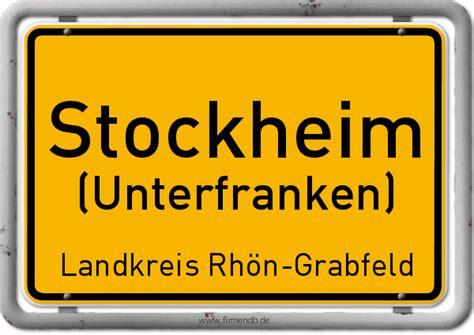 Family Haus Mellrichstadt by Firmen In Stockheim Unterfranken Landkreis Rh 246 N Grabfeld