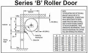 Roller Door Specifications  U0026 Having Confirmed The Door