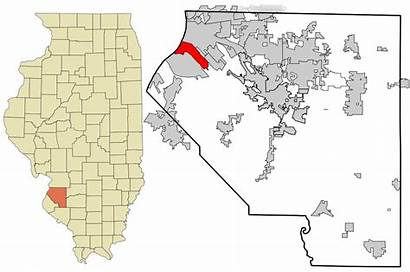 Sauget Illinois Wikipedia Clair County St