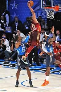 Russell Westbrook Dwight Howard LeBron James NBA All-Star ...