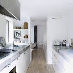 ideas for narrow kitchens narrow kitchen small kitchens modern kitchens housetohome co uk