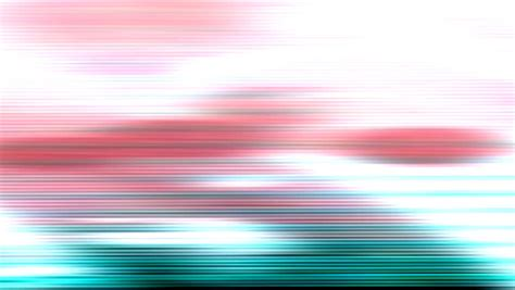 Washed Out Digital Colors Fill The Screen Stock Footage