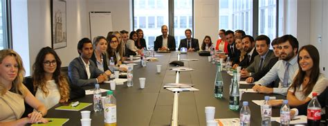 cabinet francis lefebvre 2017 class begins its year by visiting francis lefebvre firm master 221