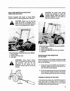 Ford 230a  340a  445  530a  540a  And 545 Tractor Manual