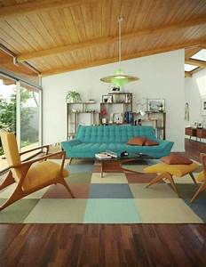 Mid century modern design decorating guide froy blog for Mid century modern interior design ideas