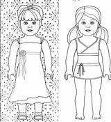 Coloring Doll American Pages Printable Print Clipart Wellie Wishers Coloringtop Gl03 Very Grace Lovely Clipground Comments sketch template