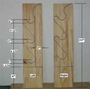 Diy Vertical Gun Rack Plans by Gun Racks On Pinterest Gun Safes Gun Rooms And Gun Storage