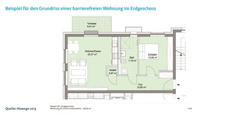 Grundriss Barrierefreies Wohnen by 2 Howoge Bulwiengesa Neubaureport Neubau F 252 R