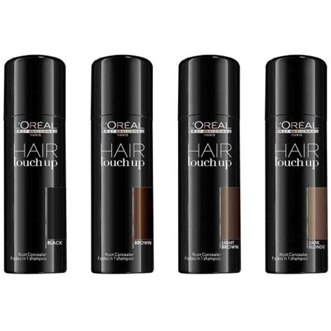 loreal professionnel hair touch  dunkel blond  ml