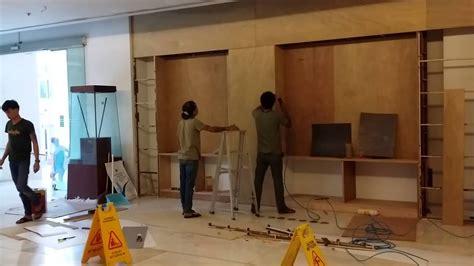 งานตกแต่งภายในด้วยโครงเคร่าไม้ - YouTube