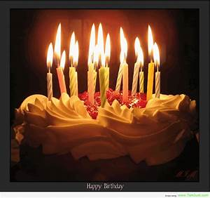 Birthday Cake with Candles Pictures | Love, Obey, Serve ...