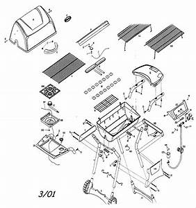 Cabinet Parts Diagram  U0026 Parts List For Model 4638128 Char