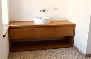 Waschtisch Holz Modern : tischlerei eigenstetter waschtische ~ Sanjose-hotels-ca.com Haus und Dekorationen