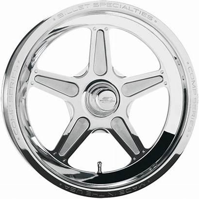 Mount Spindle Comp Wheels Specialties Billet Series