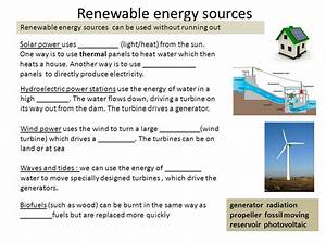 Unit P3: Sustainable Energy - ppt download