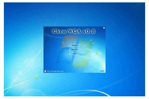 wga windows 7 de baixar de 64 bits)