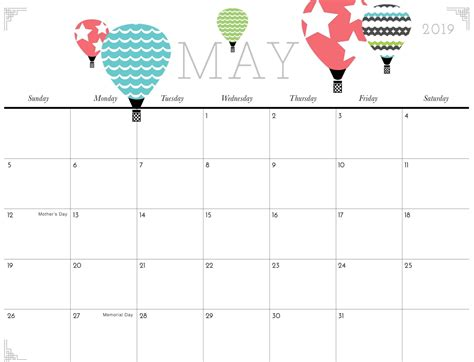 cute   calendar printable  kids magic calendar