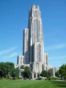 Cathedral of Learning Pittsburgh University