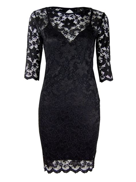 Black Lace Dress | Dressed Up Girl