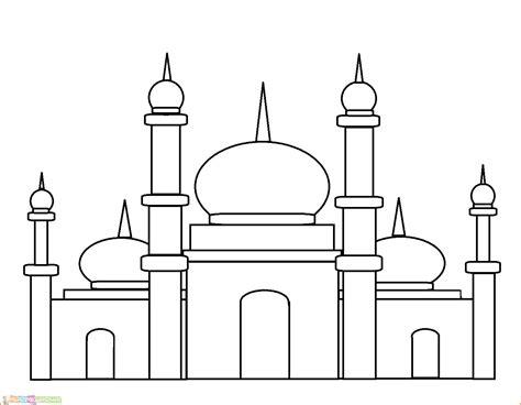 masjid hitam
