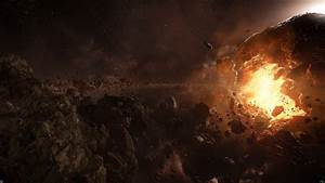 Space Asteroid Star Citizen Wallpapers HD Desktop And