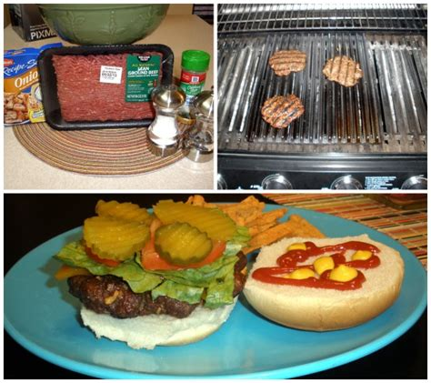 dinner ideas on the grill easy dinner recipes grilling hamburgers a mom s take