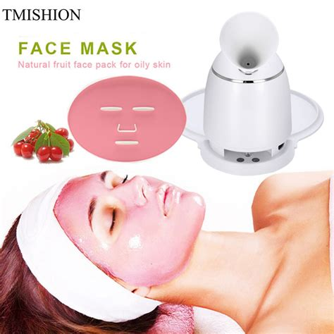 automatic facial mask machine face steamer natural