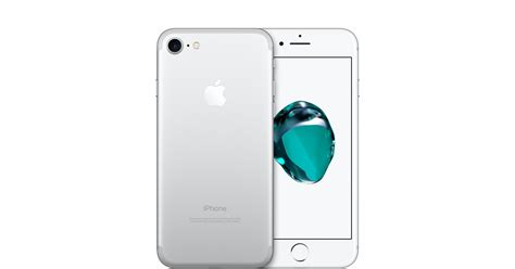 apple i phone 7 iphone 7 128gb silver gsm at t apple