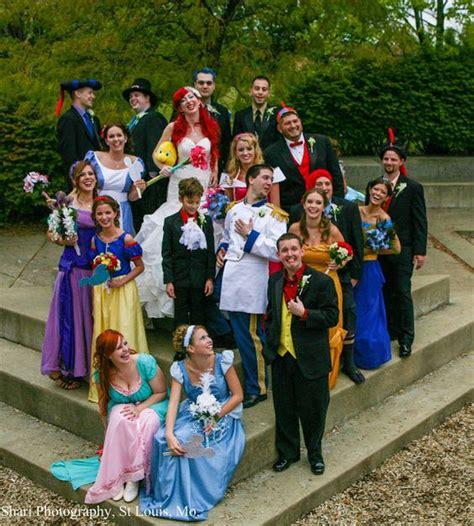 The Fairytale Wedding: Ideas To Plan Your Disney Themed Wedding