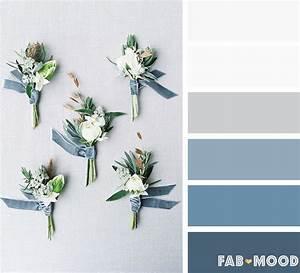 12 Winter wedding color Palettes