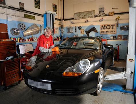 Edd China Garage  Specialist Car And Vehicle