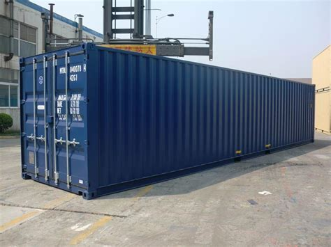 Shipping Containers 40ft Full Spec Sc51 £375000