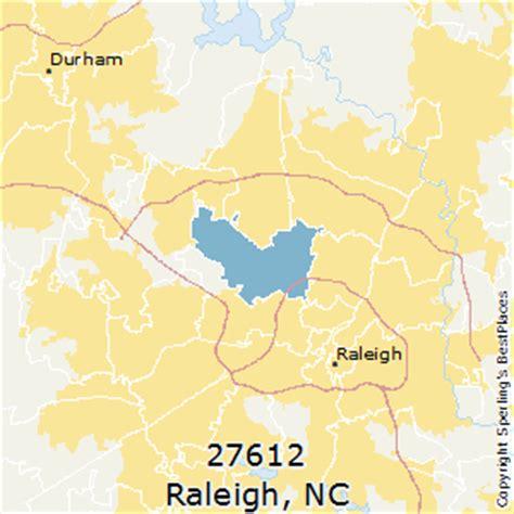 places    raleigh zip  north carolina