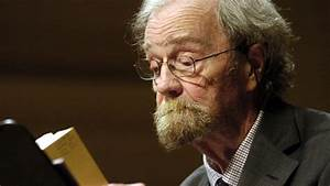 Donald Hall, Dead at 89, Was a Poet of Love and Loss - The ...