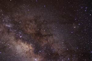 Starry Night Photography - Pipe Nebula to Antares