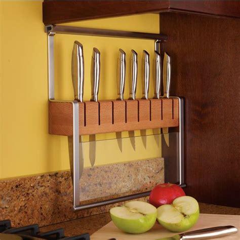Kitchen Knife Storage Ideas by 17 Best Ideas About Knife Storage On Knife