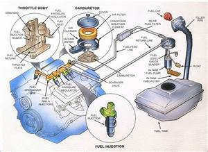 Basic Car Parts Diagram