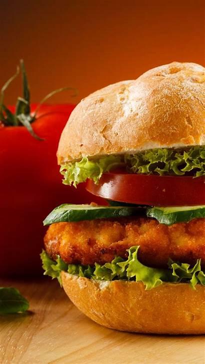 Burger Iphone Wallpapers Backgrounds Wallpaperaccess