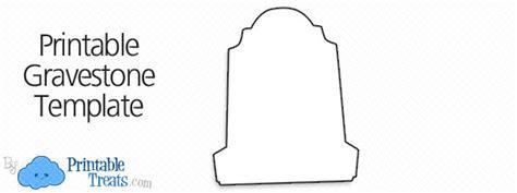 printable gravestone template printable treatscom