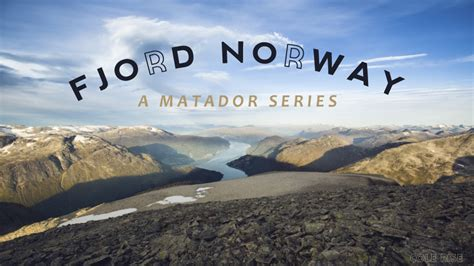 fjord norway  motion matador network