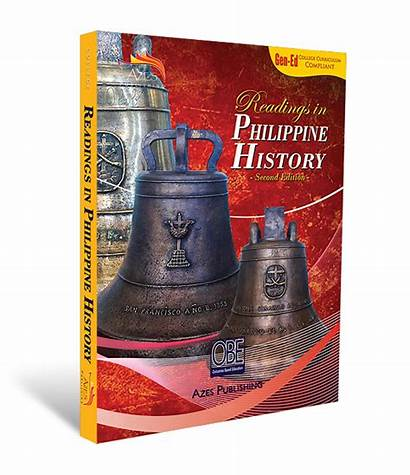 Philippine History Readings Edition 2nd College Textbooks