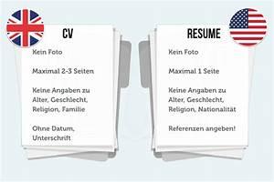 Besonders Auf Englisch : curriculum vitae cv definition aufbau umfang besonderheiten ~ Buech-reservation.com Haus und Dekorationen